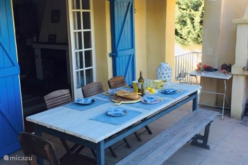 Vakantiehuis Frankrijk, Var, Lorgues Vakantiehuis Les Iris
