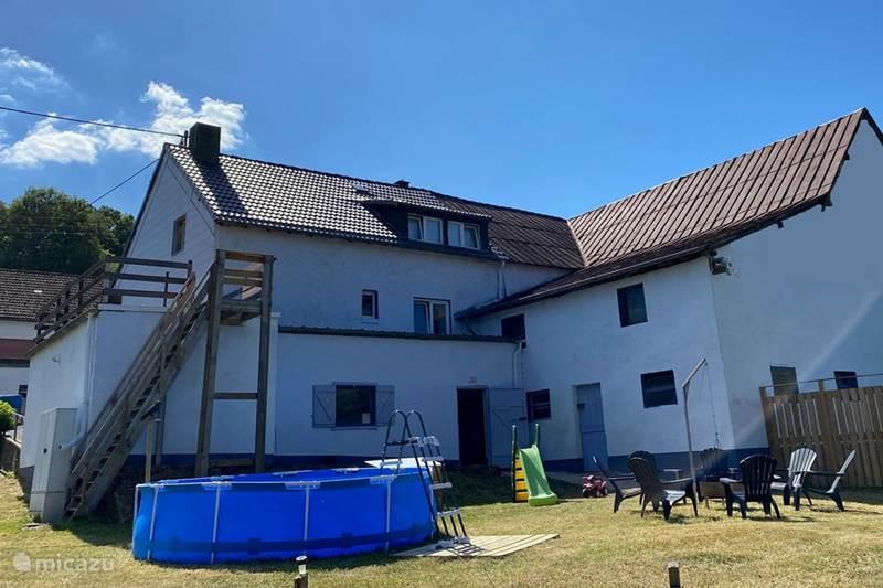 Ferienwohnung Deutschland, Eifel, Seiwerath Bauernhof Eifelblick Seiwerath