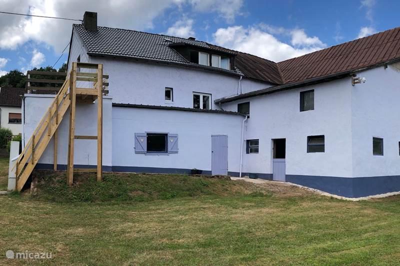Vakantiehuis Duitsland, Eifel, Seiwerath Boerderij Eifelblick Seiwerath