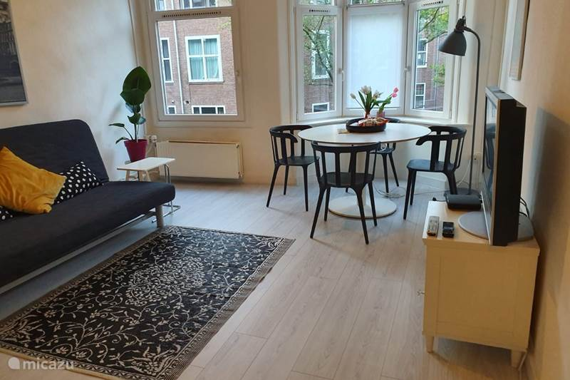 Vakantiehuis Nederland, Noord-Holland, Amsterdam Appartement Appartement naast het Vondelpark