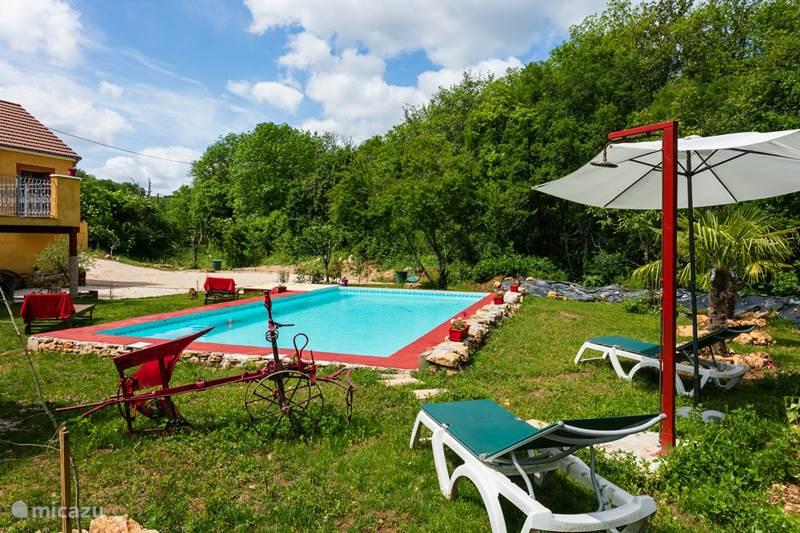 Vakantiehuis Frankrijk, Lot, Lachapelle-Auzac Vakantiehuis Innièze