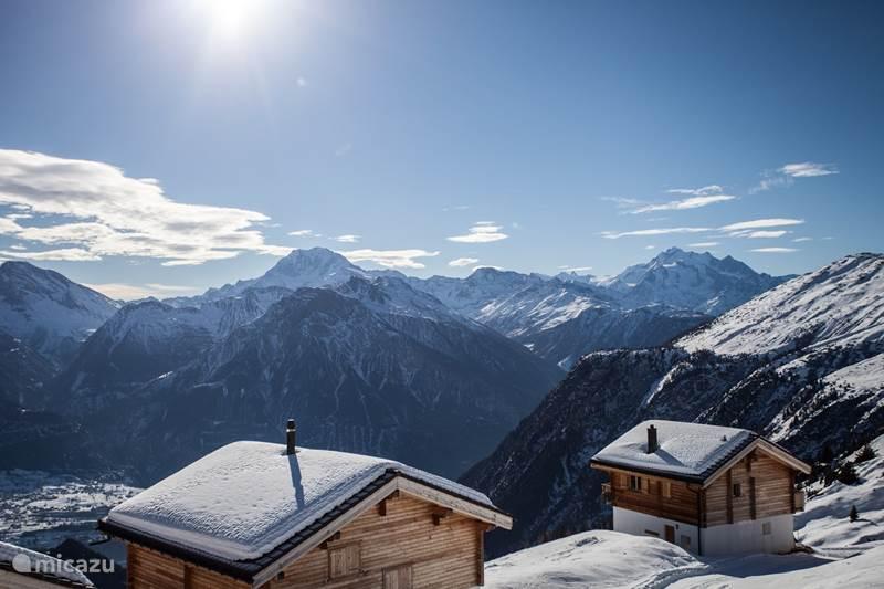 Vakantiehuis Zwitserland, Wallis, Fieschertal Chalet Chalet Jewel Duplex