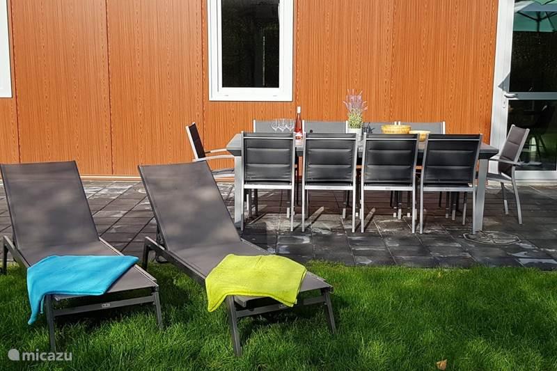 Vakantiehuis Nederland, Friesland, Noordwolde Vakantiehuis Villa Pandora