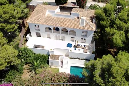 Vakantiehuis Spanje, Costa Blanca, Moraira villa Villa La Madrugada
