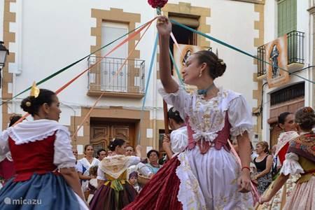 Fiestas, Cultuur, Musea en Muziek evenementen