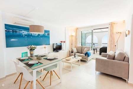Vakantiehuis Spanje, Costa Blanca, Benitachell appartement Vistamar Blaffende Vis