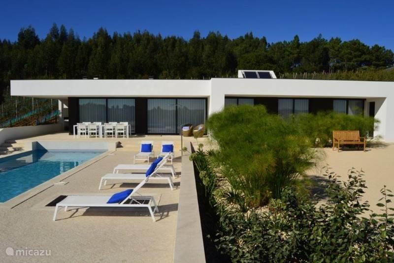 Vakantiehuis Portugal, Costa de Prata, Feteira-Alcobaça Villa Casa Valentina Cima