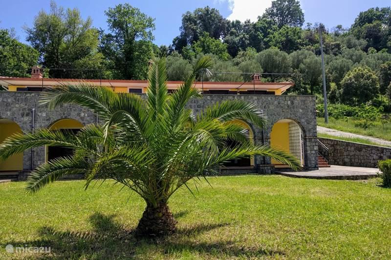 Vakantiehuis Italië, Campanië, San Giovanni a Piro Appartement Campanicasa appartement blu