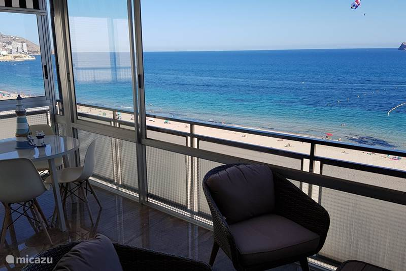 Vakantiehuis Spanje, Costa Blanca, Benidorm Appartement Poniente Beach Appartement Benidorm
