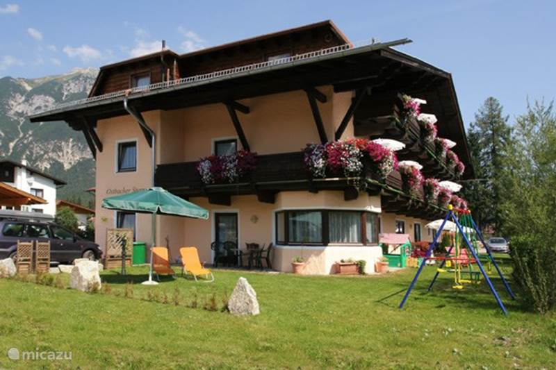 Vacation rental Austria, Tyrol, Leutasch Apartment Ostbacher Stern studio A 103