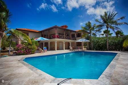 Vakantiehuis Curaçao, Banda Abou (west), Sint Willibrordus villa Villa Santa Brigitta