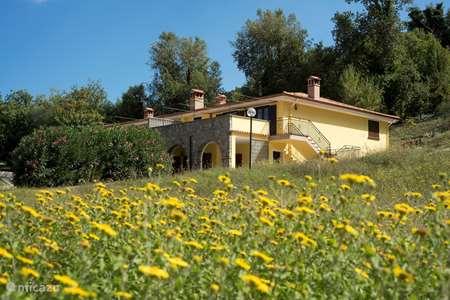 Vakantiehuis Italië, Campanië, San Giovanni a Piro appartement Campaniacasa appartement Bianco