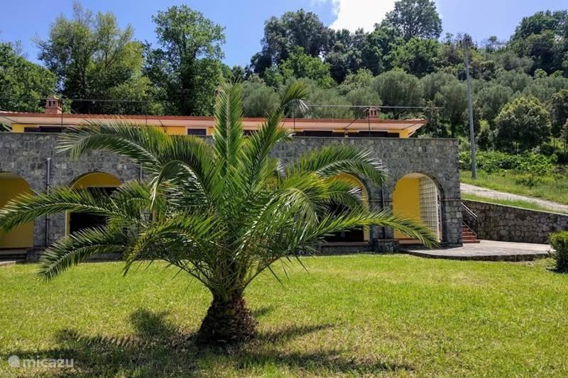 Vakantiehuis Italië, Campanië, San Giovanni a Piro Appartement  Campaniacasa appartement verde