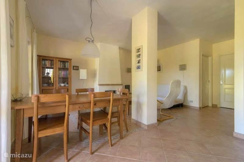 Vakantiehuis Italië, Campanië, San Giovanni a Piro Appartement  Campaniacasa appartement Giallo