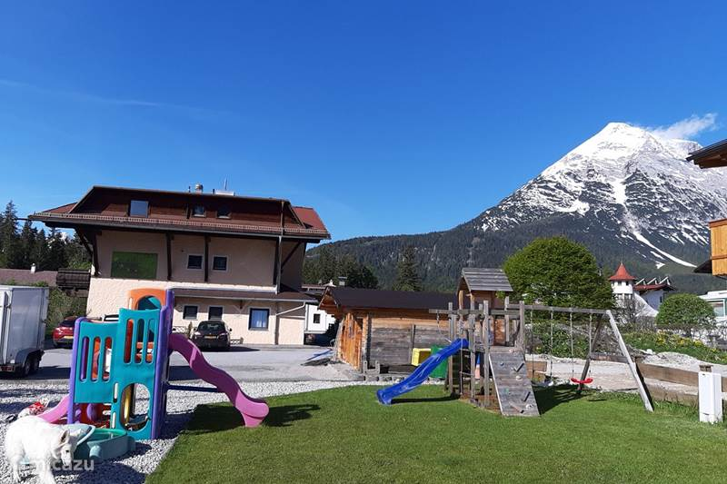 Vacation rental Austria, Tyrol, Leutasch Apartment Ostbacher Stern apartment C 108