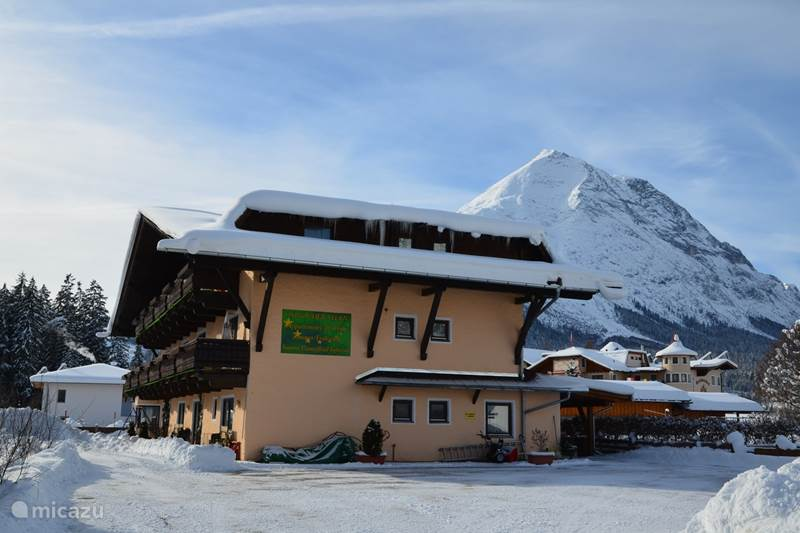 Vacation rental Austria, Tyrol, Leutasch Apartment Ostbacher Stern Studio A 106