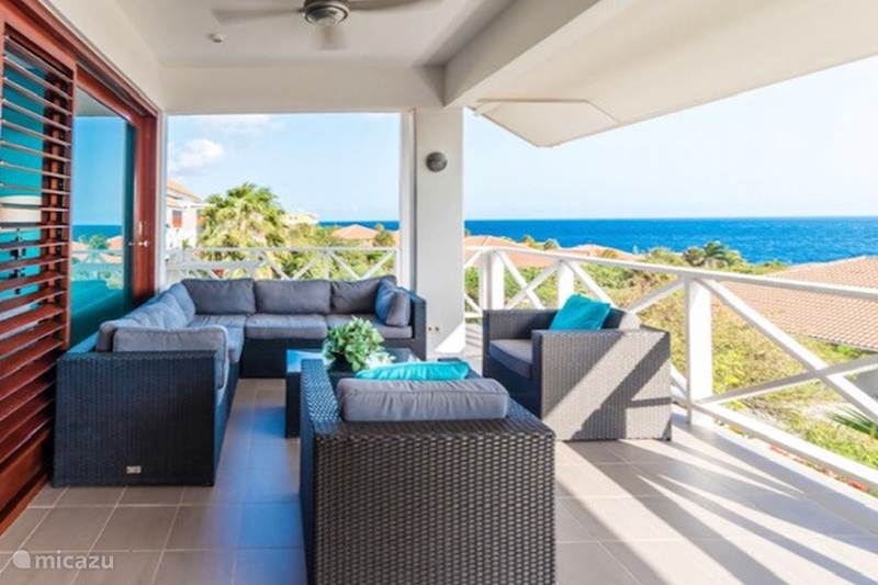 Vakantiehuis Curaçao, Banda Ariba (oost), Jan Thiel Appartement Sunrise 4