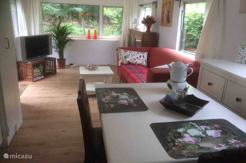 Vakantiehuis Nederland, Gelderland, Beekbergen Stacaravan Stacaravan op de Veluwe