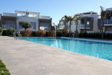 Vakantiehuis Spanje, Costa Blanca, Torrevieja - appartement Casa Margarita Amay El Mirador