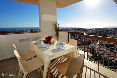 Vakantiehuis Portugal, Algarve, Albufeira appartement Eleva - 180° Sea views