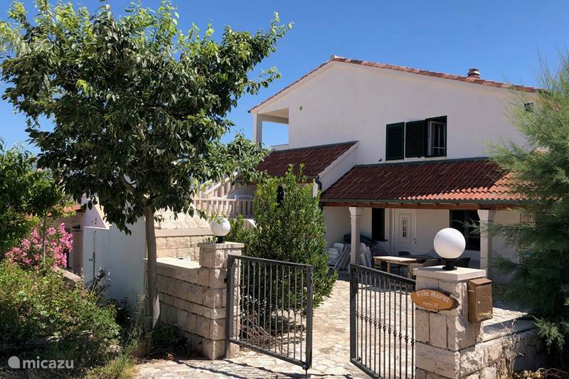 Vakantiehuis Kroatië, Brac, Povlja Appartement Villa Maral Povlja op Brac App 5