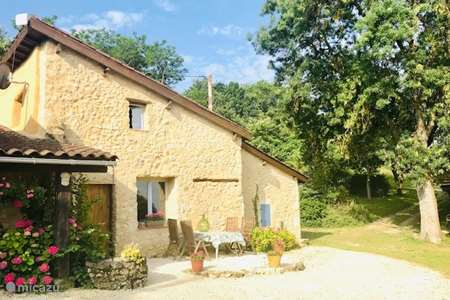 Vakantiehuis Frankrijk – gîte / cottage Gite Carreron Paradis
