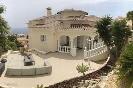 Vakantiehuis Spanje, Costa Blanca, Benitachell villa Villa Lirios