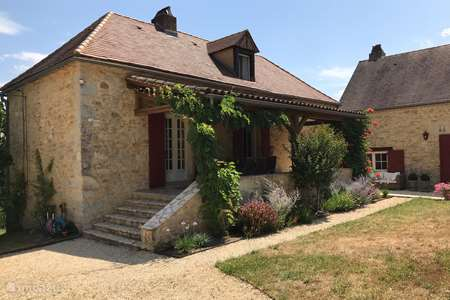 Vacation rental France, Dordogne, Saint-Cybranet holiday house Les Embards