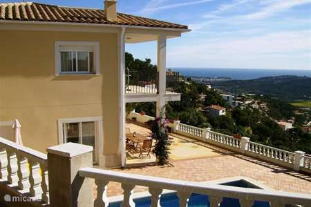 Vakantiehuis Spanje, Costa Brava, Platja d'Aro villa Casa Reale