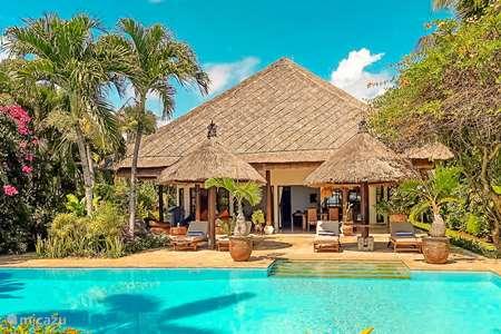 Vakantiehuis Indonesië – villa Villa Bidadari 3slk+bk zwembd strand