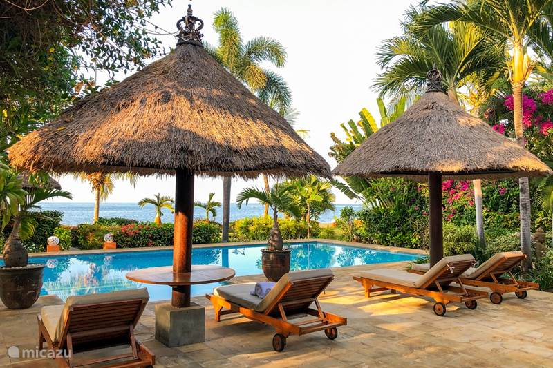 Vacation rental Indonesia, Bali, Lovina Villa Villa Bidadari 3 BR/BR pool beach