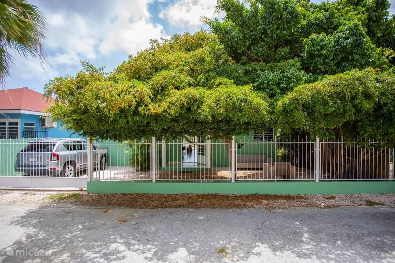 Vacation rental Curaçao, Banda Ariba (East), Jan Thiel Holiday house Villa Green Kudushi