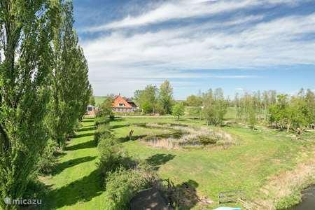 Vakantiehuis Nederland, Friesland, Delfstrahuizen boerderij Het Vrije Schaep