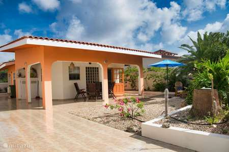 Vakantiehuis Bonaire, Bonaire, Kralendijk bungalow Kas Bonita
