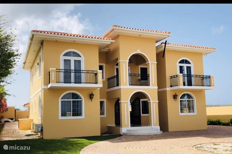 Vacation rental Curaçao, Banda Ariba (East), Jan Thiel Villa Villa Eccelenza