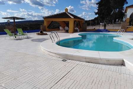 Vacation rental Spain, Andalusia, Hornachuelos holiday house Hacienda Rural San Igancio