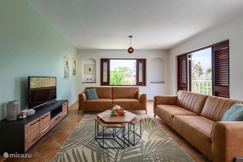Vacation rental Curaçao, Banda Abou (West), Sint Willibrordus Villa Coral Estate Villa No. 19