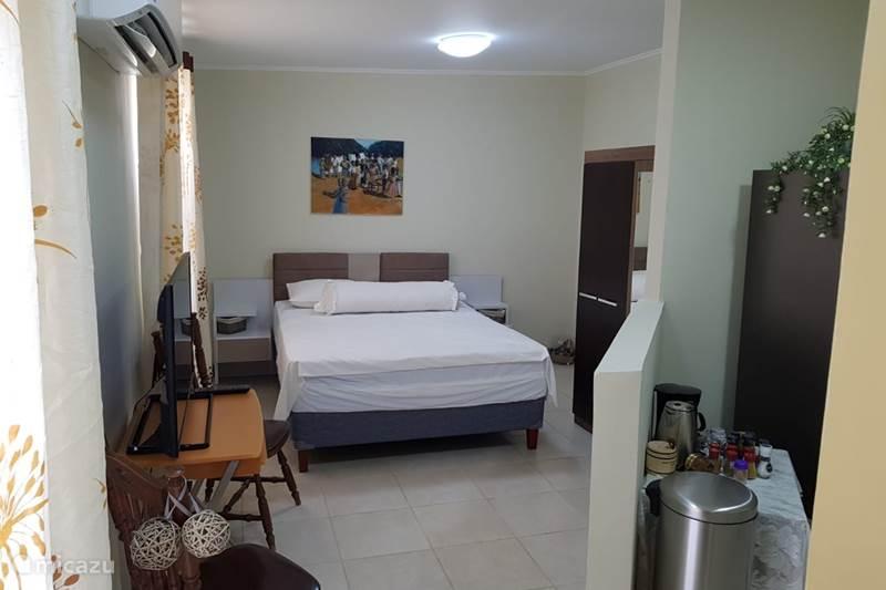 Vakantiehuis Curaçao, Banda Abou (west), Barber Studio Chateau du Shapo