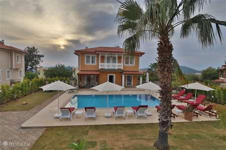 Vacation rental Turkey – villa Villa Mountvieuw
