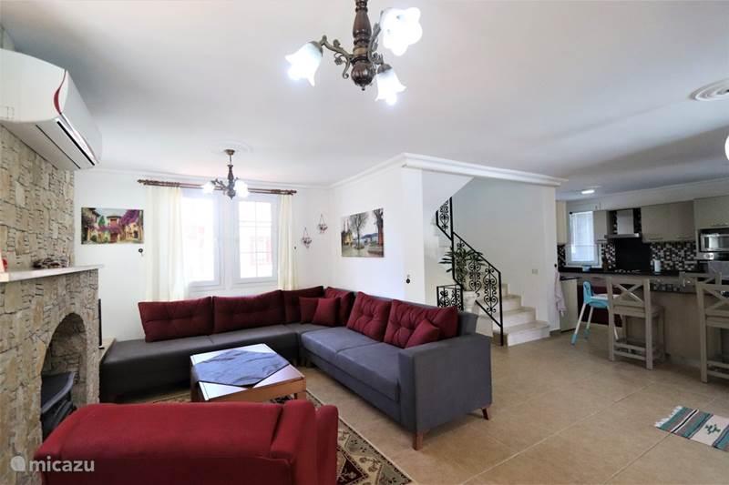 Vacation rental Turkey, Lycian Coast, Fethiye Villa Villa Mountvieuw