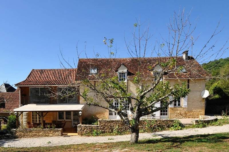 Vakantiehuis Frankrijk, Dordogne, Aubas Vakantiehuis Damienne