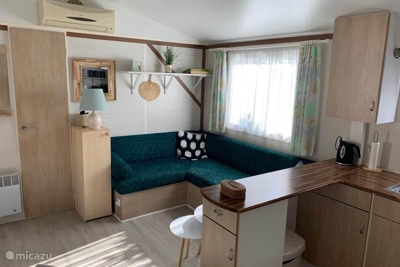Vakantiehuis Frankrijk, Côte d´Azur, Ramatuelle Chalet Mobilhome, Sunny Home Saint Tropez