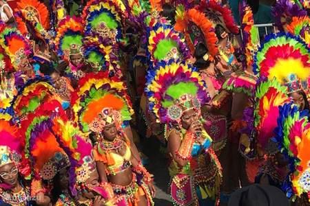 Vier Caribisch Carnaval op Curacao