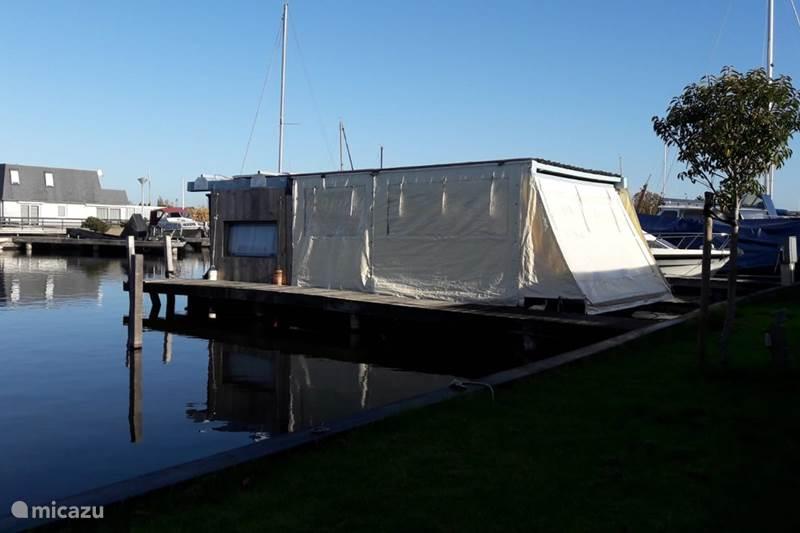 Vakantiehuis Nederland, Utrecht, Breukelen Camper / Jacht / Woonboot Houseboat/drijvend eiland