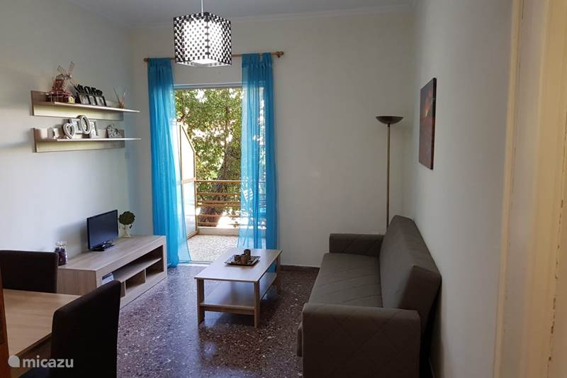Vakantiehuis Griekenland, Attica, Nea Makri Appartement Aphrodite