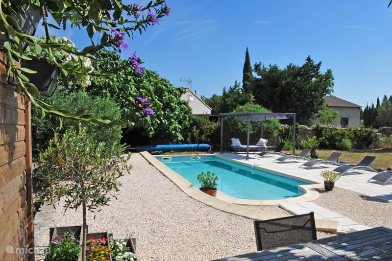 Vakantiehuis Frankrijk, Aude, Saint-Nazaire-d'Aude Vakantiehuis Gite Madeleine