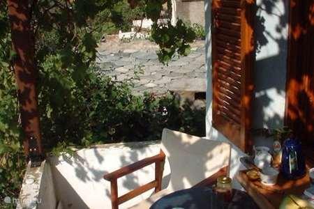 Vakantiehuis Griekenland – vakantiehuis Huis Dina