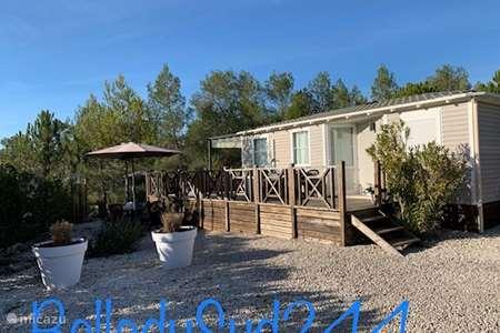 Vakantiehuis Frankrijk, Hérault, Vacquières stacaravan Belle du Sud 244
