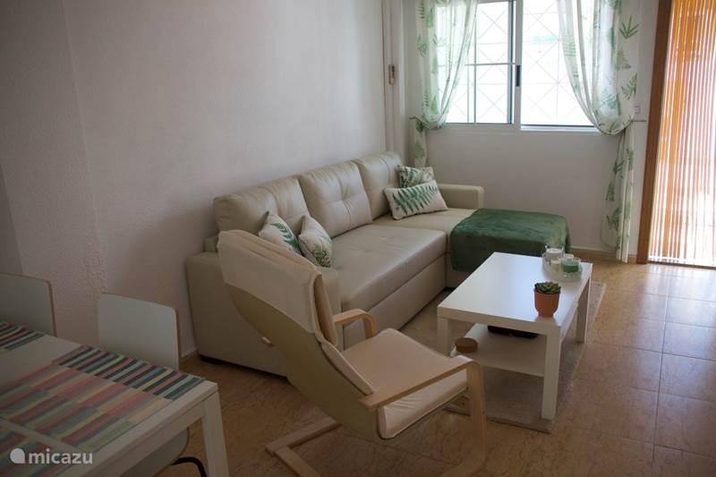 Vakantiehuis Spanje, Costa Blanca, Torrevieja Appartement Casa Vromans Bajo