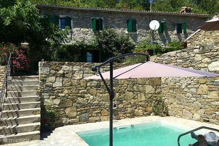 Vacation rental Croatia, Istria – villa Villa Pengari